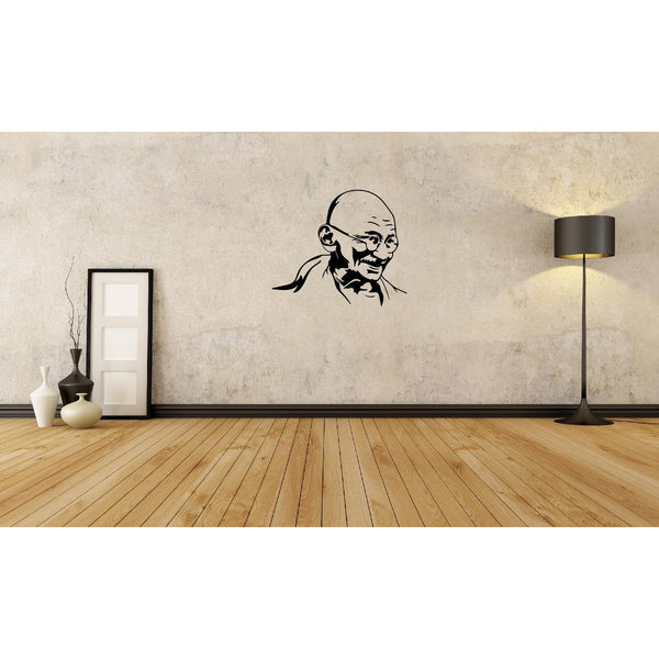 Mahatma Gandhiji Legendary Wall decal