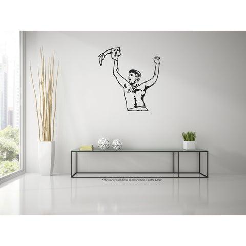 Ganguly,Ganguly Sticker,Ganguly Wall Sticker,Ganguly Wall Decal