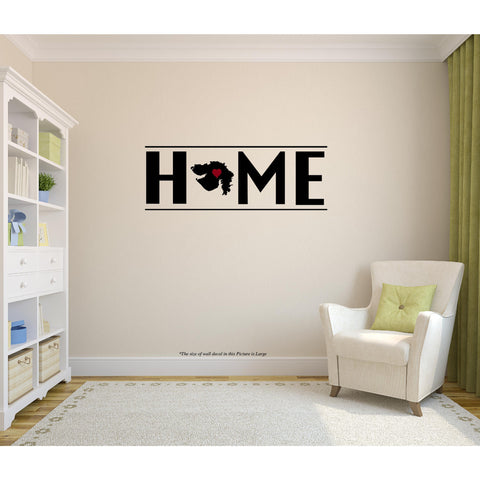Gujarat,Gujarat Sticker,Gujarat Wall Sticker,Gujarat Wall Decal,Gujarat Decal