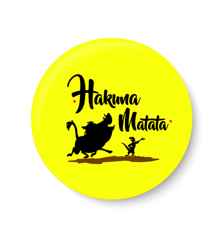 Hakuna Matata I The Lion King I Pin Badge