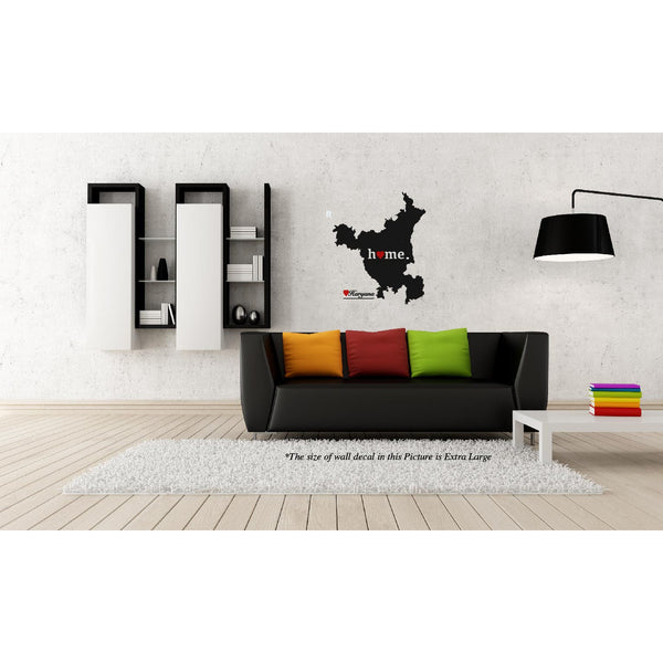 Haryana,Haryana Sticker,Haryana Wall Sticker,Haryana Wall Decal,Haryana Decal