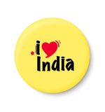 India Magnet,India Fridge Magnet,I Love Magnet,I Love India Fridge Magnet