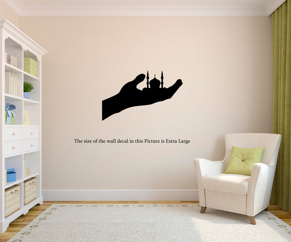 The Paradise l Islamic Series 	,The Paradise l Islamic Series  Sticker,The Paradise l Islamic Series  Wall Sticker,The Paradise l Islamic Series  Wall Decal,The Paradise l Islamic Series  Decal