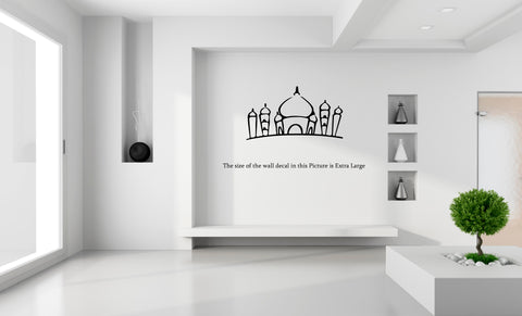 Mosque Islamic Series , Mosque Islamic Series  Sticker, Mosque Islamic Series  Wall Sticker, Mosque Islamic Series  Wall Decal	,Mosque Islamic Series  Decal