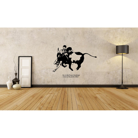Jallikattu - A Real Men Game,	Jallikattu - A Real Men Game  Sticker,Jallikattu - A Real Men Game  Wall Sticker,Jallikattu - A Real Men Game  Wall Decal,Jallikattu - A Real Men Game  Decal
