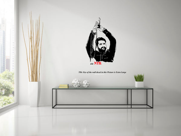 Jr NTR Wall Decal,Jr NTR