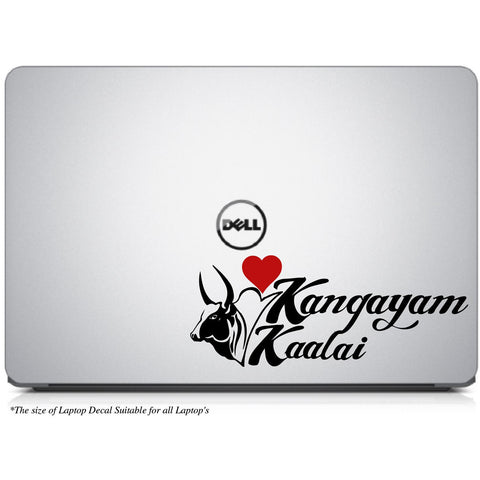 Love Kangayam Kaalai Sticker,Love Kangayam Kaalai Decal,Love Kangayam Sticker,Love Kangayam Decal