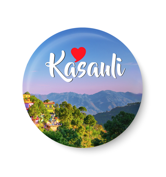 Kasauli  Fridge Magnet, Kasauli