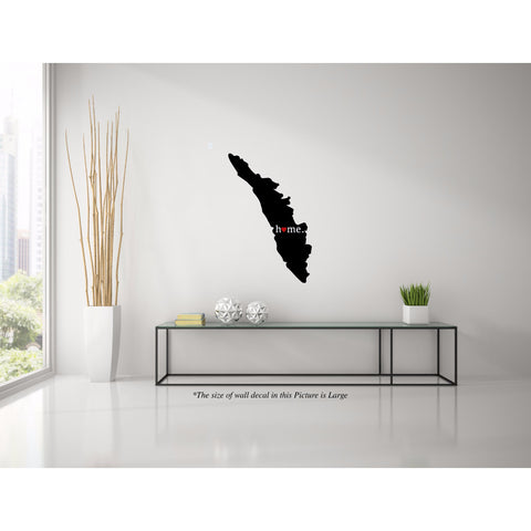 Kerala,Kerala Sticker,Kerala Wall Sticker,Kerala Wall Decal,Kerala Decal