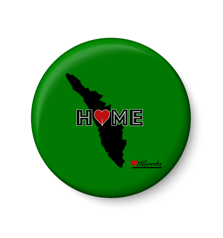 Kerala Magnet,Kerala Fridge Magnet,Kerala,Kerala Home Love Fridge Magnet