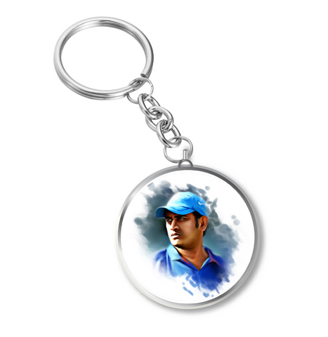 MS Dhoni Key Chain, Dhoni