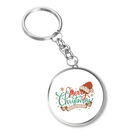 Merry Christmas , Christmas Gifts, Christmas Key Chain