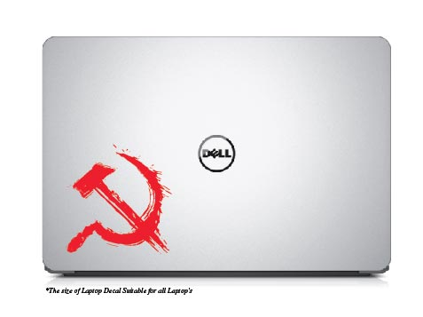 Karl Mark , Friedrich Engles ,Vladimir Lenin`s ,Laptop Decal