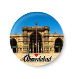 Love Ahmedabad Fridge Magnet