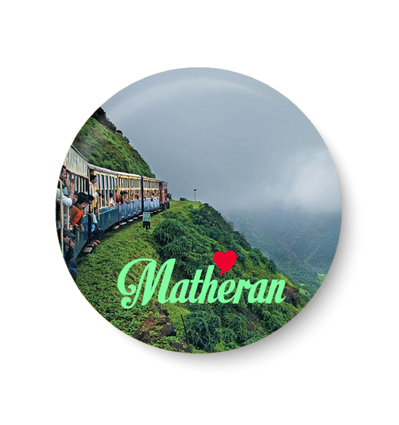 Love Matheran Magnet,Love Matheran Fridge Magnet