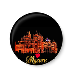 Love Mysore Fridge Magnet