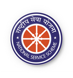 National Service Scheme I NSS I Pin Badge, NSS
