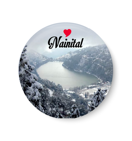 Love Nainital Magnet,Love Nainital Fridge Magnet