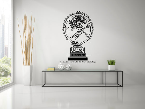 Nataraj Wall Decal, Nataraj, Wall Decal