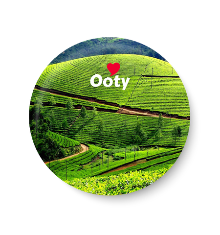 Love Ooty Magnet,Love Ooty Fridge Magnet