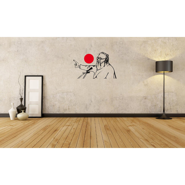 Legendary Periyar Wall Decal