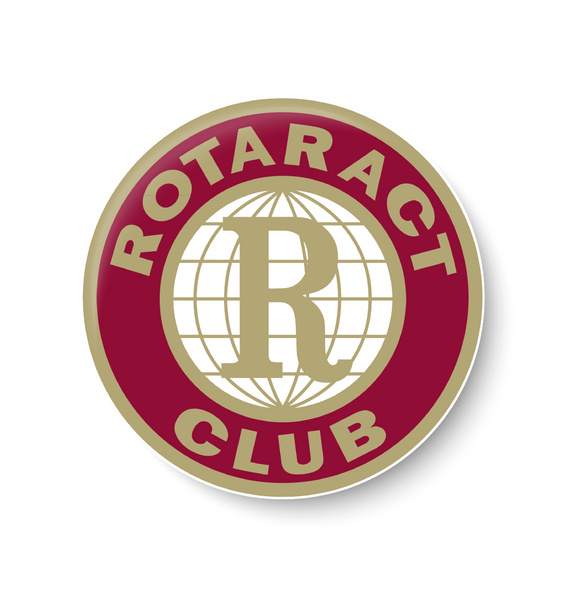 Rotaract Club Pin Badge,Rotaract Club