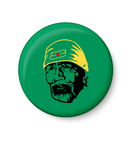 Sai Baba Fridge Magnet