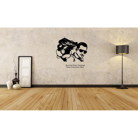 """Salman Khan"" ,""Salman Khan""  Sticker,""Salman Khan""  Wall Sticker,""Salman Khan""  Wall Decal,""Salman Khan""  Decal"