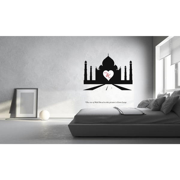 Tajmahal Love Story W,	Tajmahal Love Story W Sticker,	Tajmahal Love Story W Wall Sticker,	Tajmahal Love Story W Wall Decal,	Tajmahal Love Story W Decal