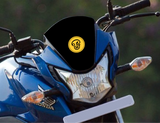 ohm Bike Decal, Ohm