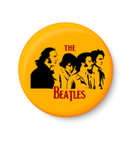 The Beatles Magnet,The Beatles Fridge Magnet,Beatles Magnet