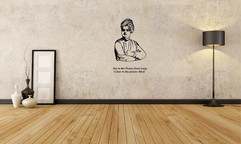 Swami Vivekanandha-The Hope ,Swami Vivekanandha-The Hope  Sticker,Swami Vivekanandha-The Hope  Wall Sticker,Swami Vivekanandha-The Hope  Wall Decal	Swami, Vivekanandha-The Hope  Decal