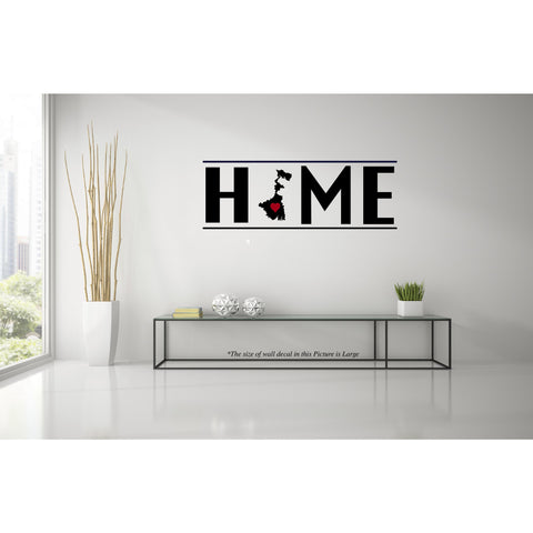 West Bengal My Home W,West Bengal My Home W Sticker,West Bengal My Home W Wall Sticker,West Bengal My Home W Wall Decal,West Bengal My Home W Decal