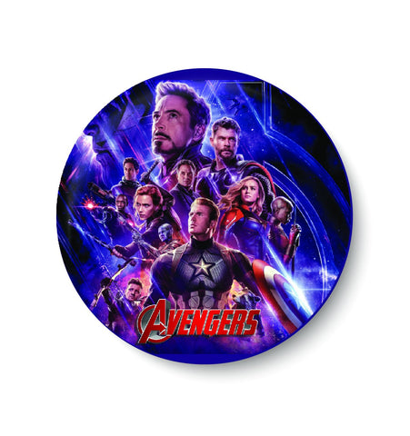 The Avengers I Superheroes I Fridge Magnet