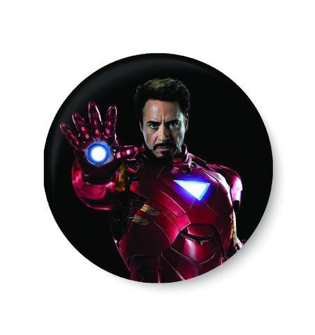 IRON MAN,AVENGERS,SUPERHERO,PINBADGE