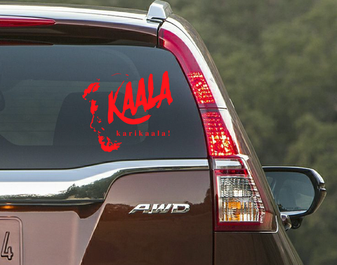 Kaala Karikala Car window Decal