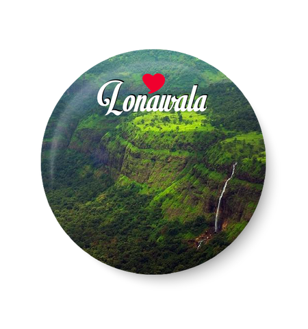 Love Lonawala Fridge Magnet