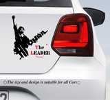 The Leader-Pawan Kalyan Car Bumper Decal