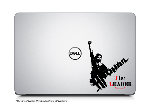 The Leader-Pawan Kalyan Laptop/Mac Book Decal