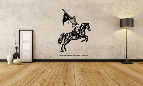 Maharaja Ranjit Singh ,Lion of Punjab, Wall Decal