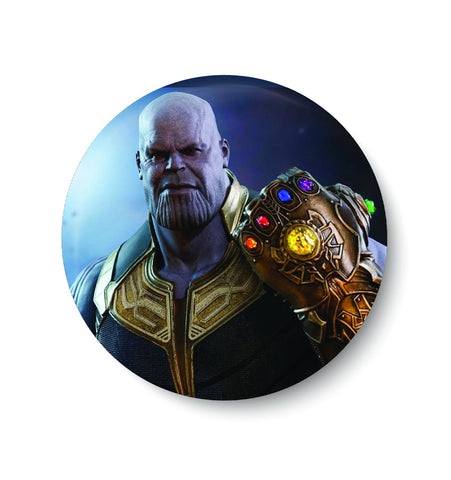 thanos pin badge,avengers,pin badge