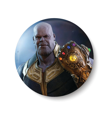 Thanos,Avengers ,Superheroes ,Fridge Magnet
