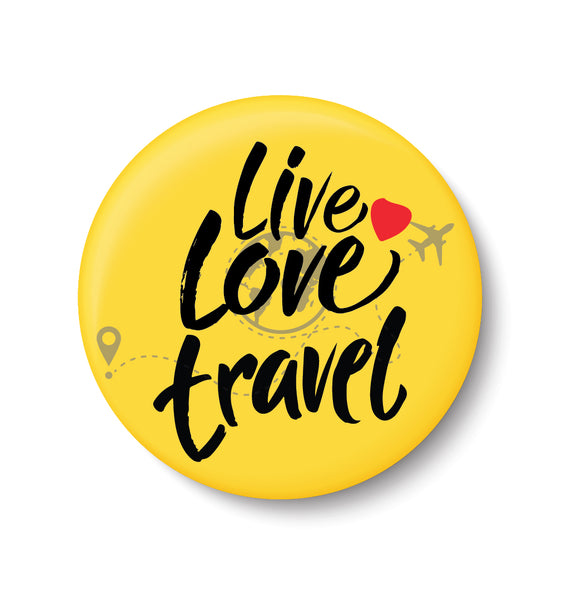 Pin Badge,Adventure , Souvenir ,Travel, Valentines Day