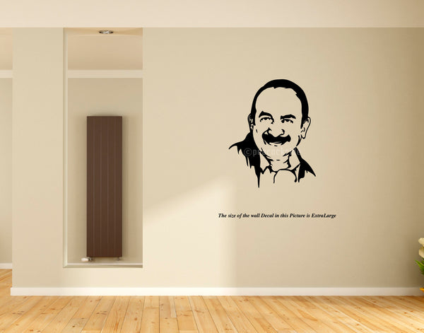 Thalaivar VAIKO Wall Decal, Vaiko wall decal, vaiko, sticker