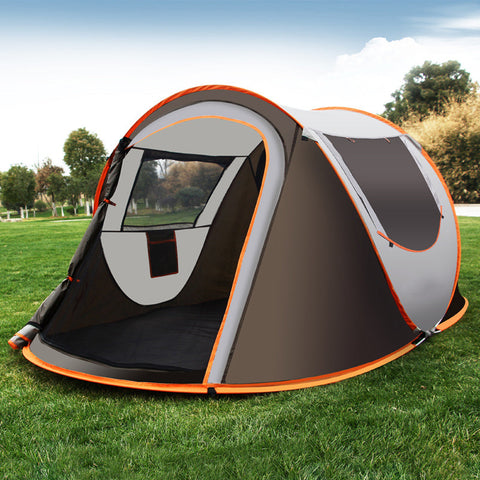 And Windows Opening From Inside Mesh At The Roof With Extra Fabric Putting Outside Easy To Fold Unfold An Absolute Value For Money Tent