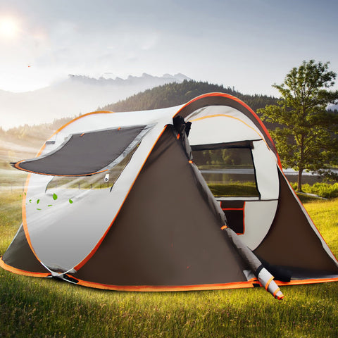Advanced Water Proofing Technology- AUTOPOP™ is made from 3000mm waterproof PU which ensures comfort in any weather conditions. & AUTOPOP™ AUTOMATIC POP-UP CAMPING TENT u2013 Hobbies Unleashed