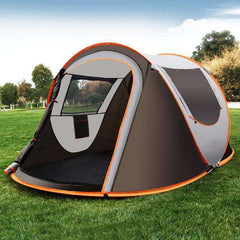 AUTOPOP™ AUTOMATIC POP-UP CAMPING TENT:Hobbies Unleashed