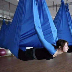 AirYoga™ - 4m Elastic Yoga Hammock for Aerial Yoga:Hobbies Unleashed