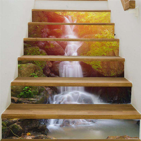 Stick-it™ DIY 3D Decal Sticker for Stairs:Hobbies Unleashed