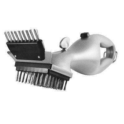 GRILL Steam BBQ Brush - Completely Clean WITHOUT CHEMICALS!:Hobbies Unleashed